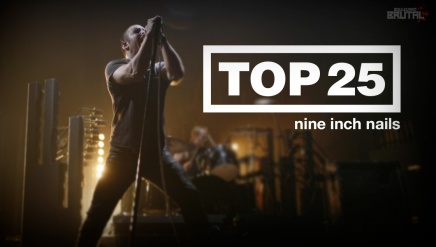 Les 25 meilleures tracks de NINE INCH NAILS
